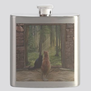 Doorway into Forever nc Flask