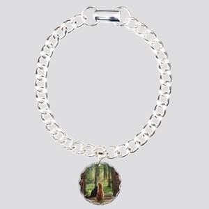 Doorway into Forever nc Charm Bracelet, One Charm