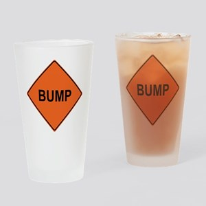 Bump Drinking Glass