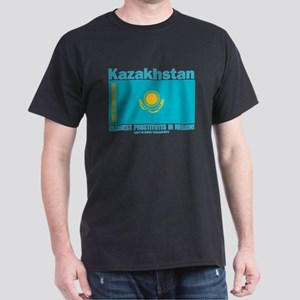 Cleanest Prostitutes in Region Dark T-Shirt
