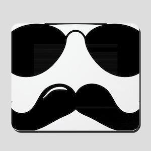 Mustache-087-A Mousepad