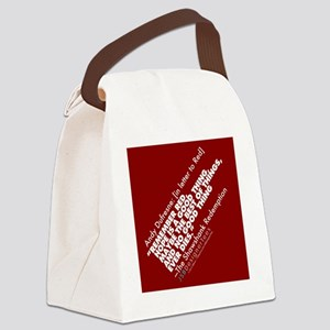 Shawshank Hope Canvas Lunch Bag