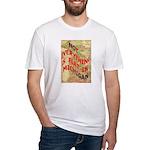 Flat Michigan Fitted T-Shirt