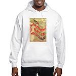 Flat Michigan Hooded Sweatshirt