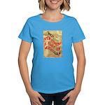 Flat Michigan Women's Dark T-Shirt