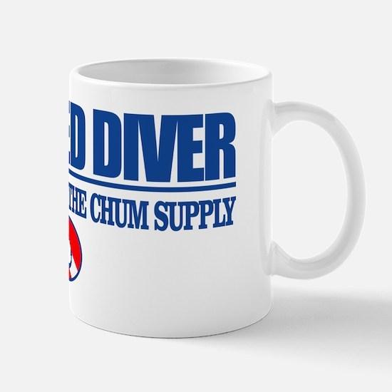 Certified Diver Mug