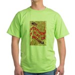Flat Indiana Green T-Shirt