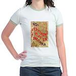 Flat Indiana Jr. Ringer T-Shirt