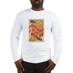 Flat Indiana Long Sleeve T-Shirt