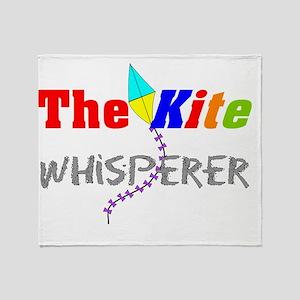 The kite whisperer 2 Throw Blanket