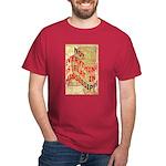 Flat Mississippi Dark T-Shirt