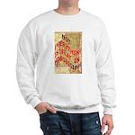 Flat Mississippi Sweatshirt