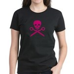 HTPNK Jolly Holly Women's Dark T-Shirt