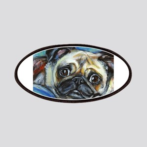 Pug Smile Patches