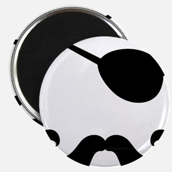 Mustache-046-A Magnet