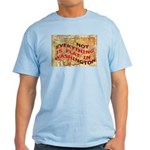 Flat Washington Light T-Shirt