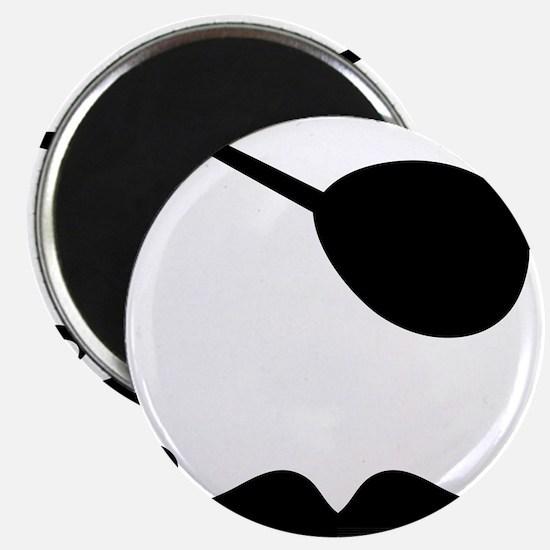 Mustache-024-A Magnet