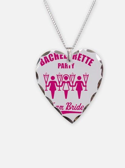 Bachelorette Party – Team Bri Necklace