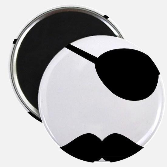 Mustache-049-A Magnet