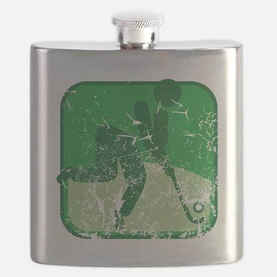 Feldhockey (used) Flask