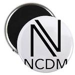 NCDM Logo Magnets