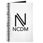 NCDM Logo Journal