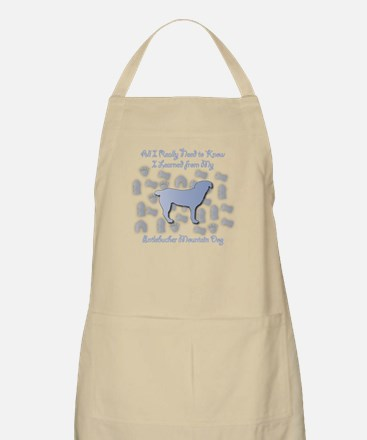 Learned Entlebucher BBQ Apron