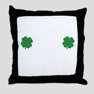 irishSpankMe1B Throw Pillow