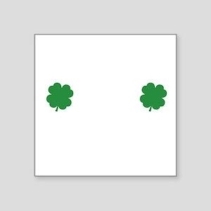 "irishSpankMe1B Square Sticker 3"" x 3"""