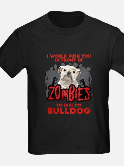 Bulldog - I Would Push You In Fr T