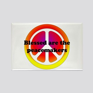 Peacemakers Rectangle Magnet