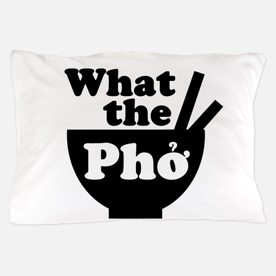 Cute Pho real Pillow Case
