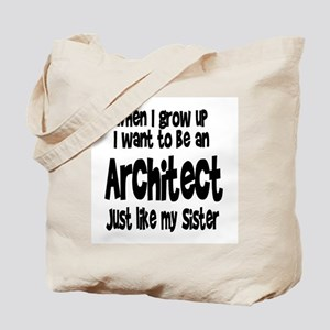WIGU Architect Sister Tote Bag
