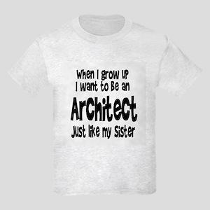WIGU Architect Sister Kids Light T-Shirt