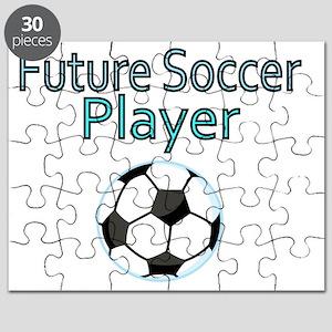 Future Soccer Player Puzzle