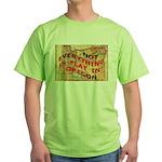 Flat Oregon Green T-Shirt