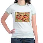 Flat Oregon Jr. Ringer T-Shirt