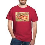Flat Oregon Dark T-Shirt