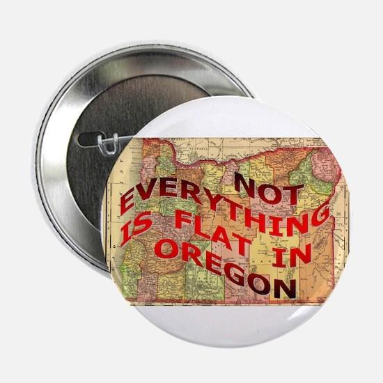 Flat Oregon Button
