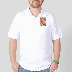 Flat California Golf Shirt