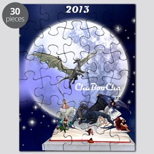 Chapter Book Challenge 2013 Puzzle