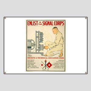 Enlist In The Signal Corps - J McGibbon Brown - 19