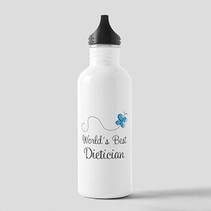 Dietician (World's Best) Stainless Water Bottle 1.
