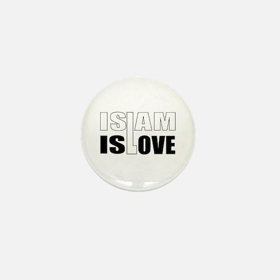 Islam Mini Button