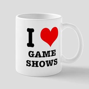 I Heart (Love) Game Shows Mug
