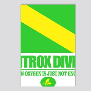 Nitrox Diver Postcards (Package of 8)