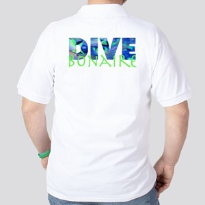 Dive Bonaire Golf Shirt