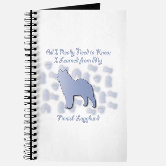 Learned Lapphund Journal