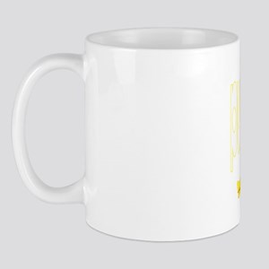 pull tab to open Mug