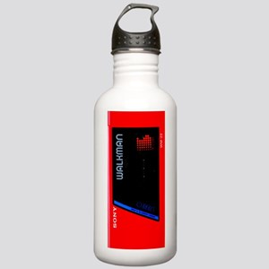 Retro Stainless Water Bottle 1.0L